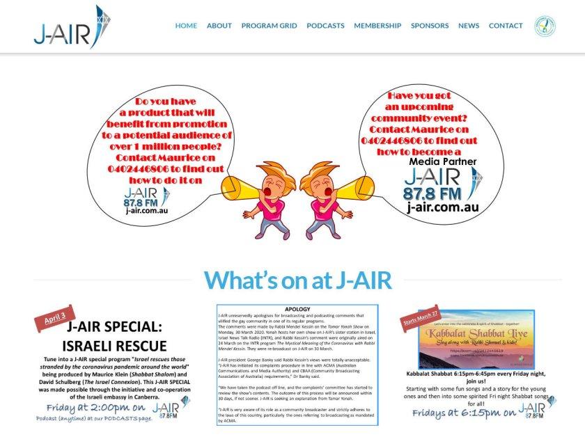 J-AIR-apology April 3 2020 fullscreen