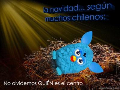 navidad chilenos