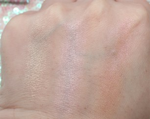 Urban-Decay-Afterglow-Highlighter-Swatches