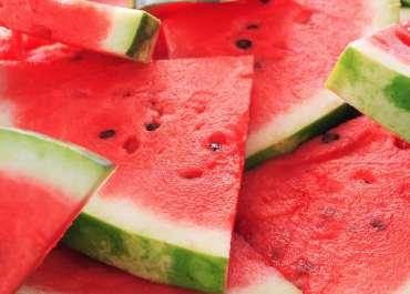 Limpe o organismo com este sumo fresco e delicioso de melancia e gengibre