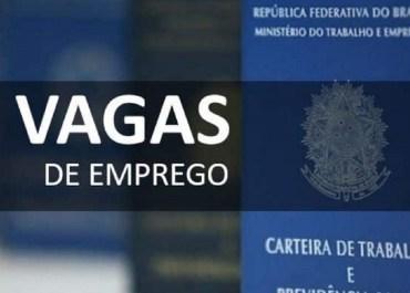 CONFIRA VAGAS DE EMPREGO
