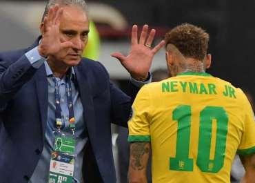 Neymar torce por clássico na final da Copa América: 'Quero a Argentina'