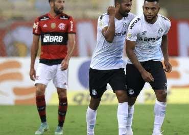 Em jogo tenso, Grêmio vence o Flamengo no Maracanã e encerra jejum contra rival….