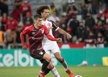 Copa do Brasil/ Flamengo e Athletico-PR disputam vaga na final da Copa do Brasil…