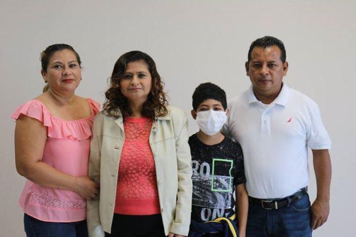 Doña Lucero Cabrera vuelve a regalarle vida a su hijo WhatsApp Image 2017 10 26 at 7.36.06 PM