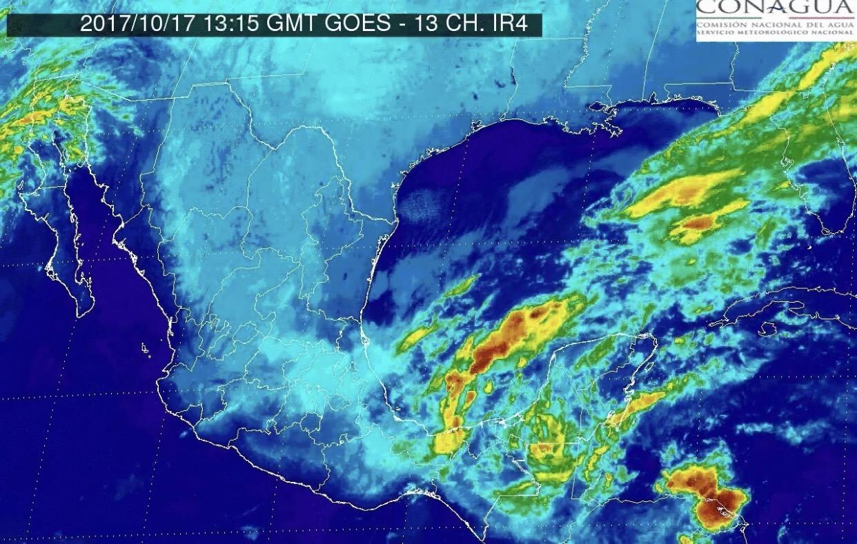 Frente frío No. 5 provocará temperaturas bajas en la capital michoacana
