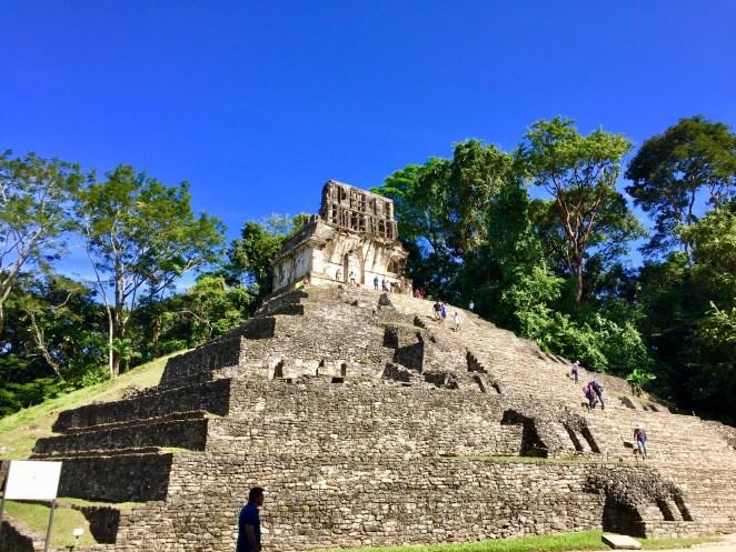 Zona arqueológica Palenque, #Chiapas img 2829