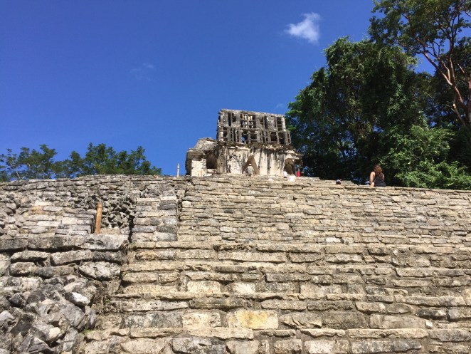 Zona arqueológica Palenque, #Chiapas img 2844