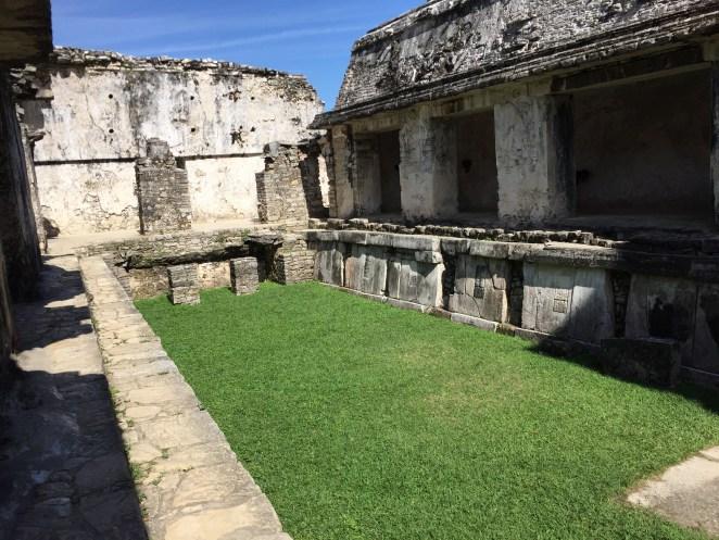 Zona arqueológica Palenque, #Chiapas img 2865