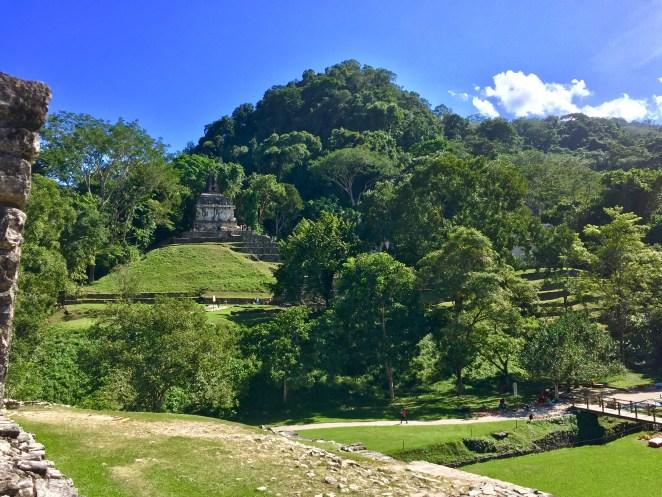 Zona arqueológica Palenque, #Chiapas img 2874