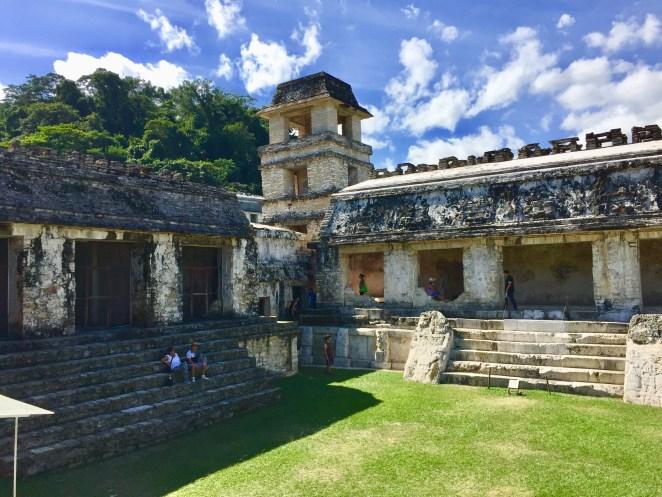 Zona arqueológica Palenque, #Chiapas img 2879