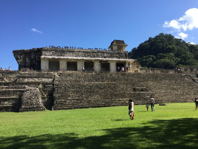 Zona arqueológica Palenque, #Chiapas img 2905