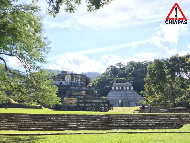 Zona arqueológica Palenque, #Chiapas img 2921