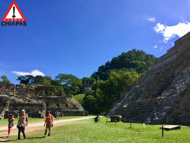 Zona arqueológica Palenque, #Chiapas img 2926