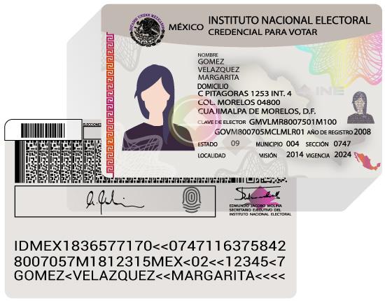 Resultado de imagen para 16 de abril, fecha límite para recoger credencial del INE