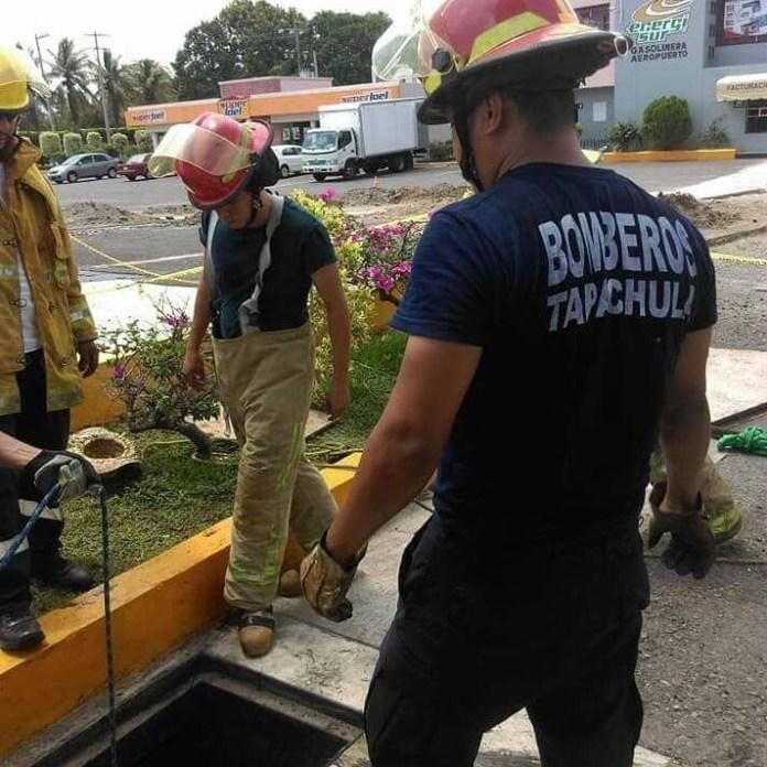 Dos hombres pierden la vida en Tapachula img 4423