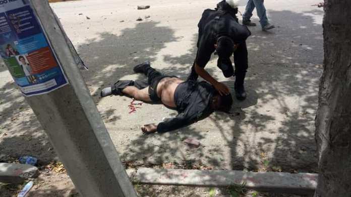 Siete muertos, entre ellos dos policías al ser arrollado por un trailer en La Pochota WhatsApp Image 2018 06 20 at 17.38.451
