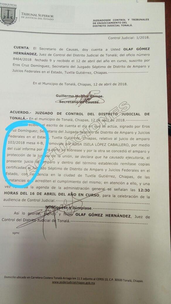 Candidato del PRI a la alcaldía de Pijijiapan Saín Cruz Trinidad deja infertil y perfora intestino a joven paciente WhatsApp Image 2018 06 25 at 14.21.29