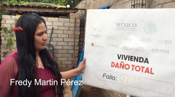 En galeras y mini casas viven los damnificados de Chiapas a un año del terremoto WhatsApp Image 2018 09 05 at 2.53.11 PM