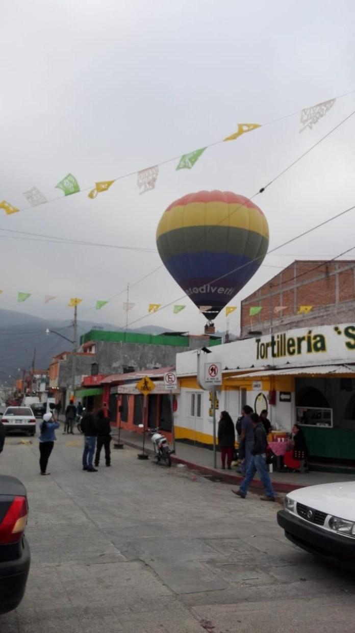 Se desploma globo aerostático en San Cristóbal de Las Casas 7957afe0 07b7 4529 9ad7 f0762476c7ff