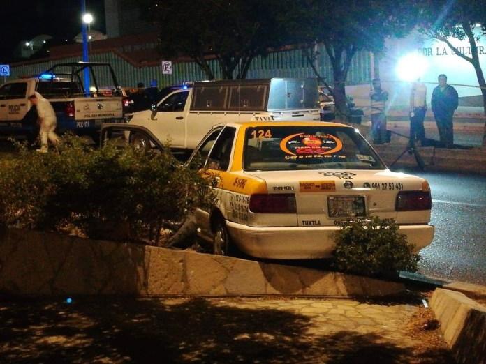 Muere taxista en violento asalto bc29e2a1 8eda 4703 ab3d dc6e57ca8d6e
