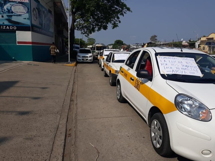 Transportistas exigen que el alcalde de #Tapachula se ponga a trabajar. img 0734