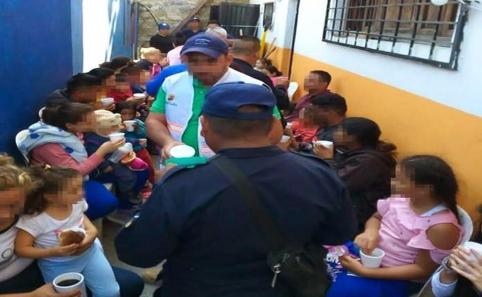 En 75 días, FGR rescata más de mil migrantes
