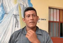 """""""No sean crueles"""", el mensaje de un migrante a Trump y AMLO"""