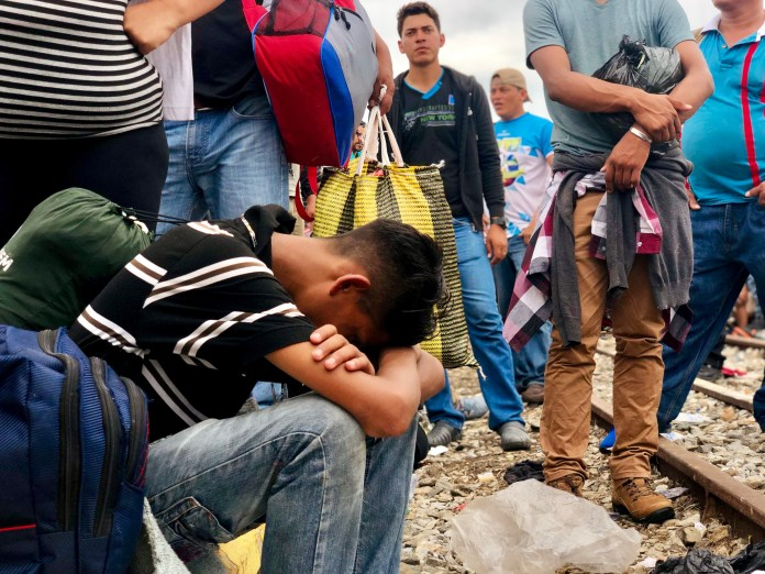 Estancia de migrantes agudiza pobreza de Chiapas img 8889