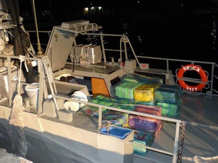 Tras persecución marítima, en Puerto Chiapas, decomisan mil 200 kilos de cocaína 4da86249 180b 44ca a9c9 d5d8b35e6924