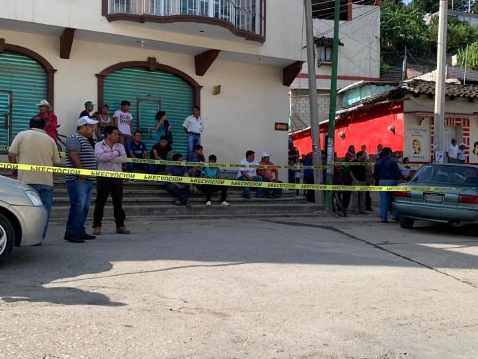 Se sueltan balazos entre manifestantes y la Guardia Nacional en Bochil 085c956f 8e21 43f4 bd06 6accc5400392