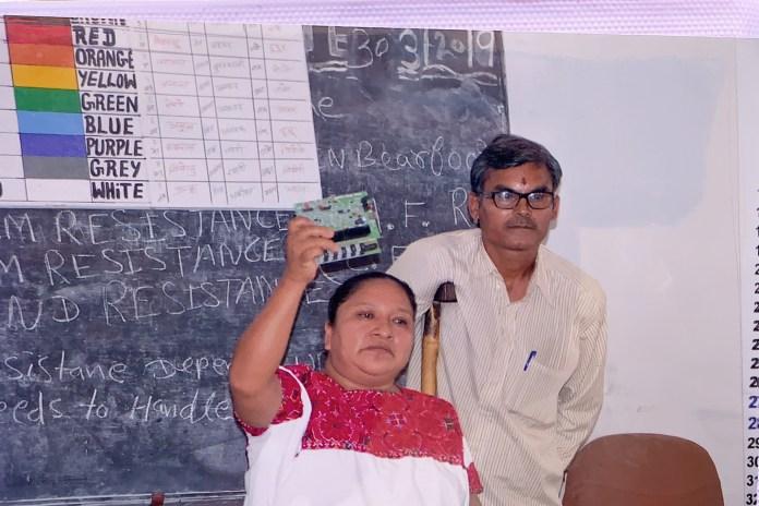 Cuatro indígenas de Chiapas regresan de la India como ingenieras solares 590519879.548879