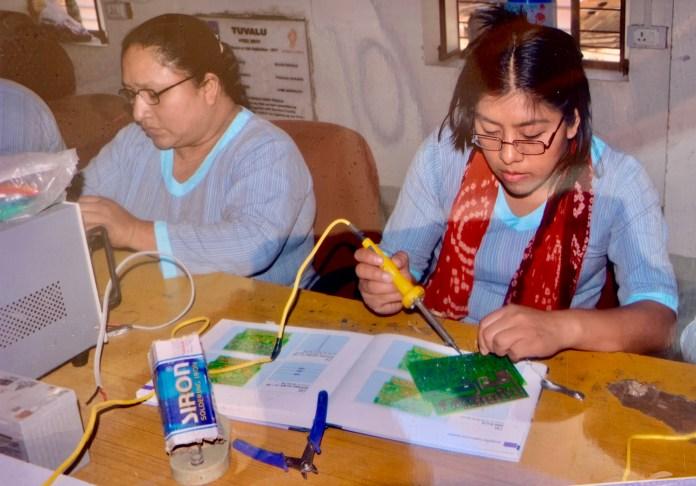 Cuatro indígenas de Chiapas regresan de la India como ingenieras solares IMG 2426
