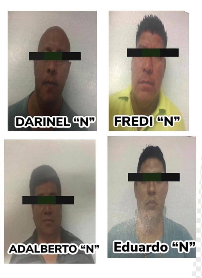 Policías secuestradores siguen trabajando en la Fiscalía de Chiapas IMG 2993
