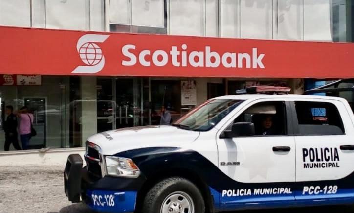 Ofrece la Policía de Tuxtla sus patrullas si va a retirar dinero