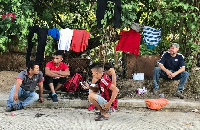 México será la opción de migrantes para quedarse; xenofobia, el reto a vencer Migrantes frontera sur 2