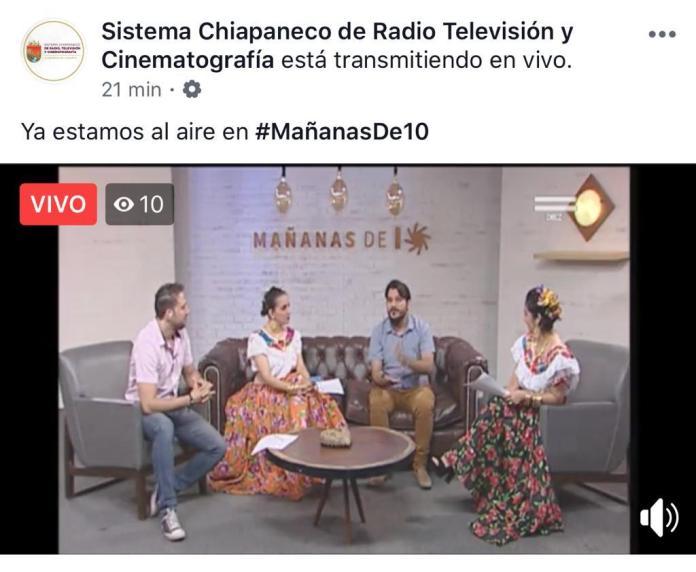En picada la radio y televisión pública de Chiapas, pese a presupuesto millonario WhatsApp Image 2020 01 08 at 5.35.45 PM
