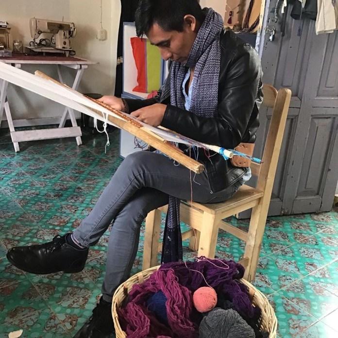 Indígena tsotsil es invitado al Fashion Week de Nueva York para exponer su trabajo img 5753
