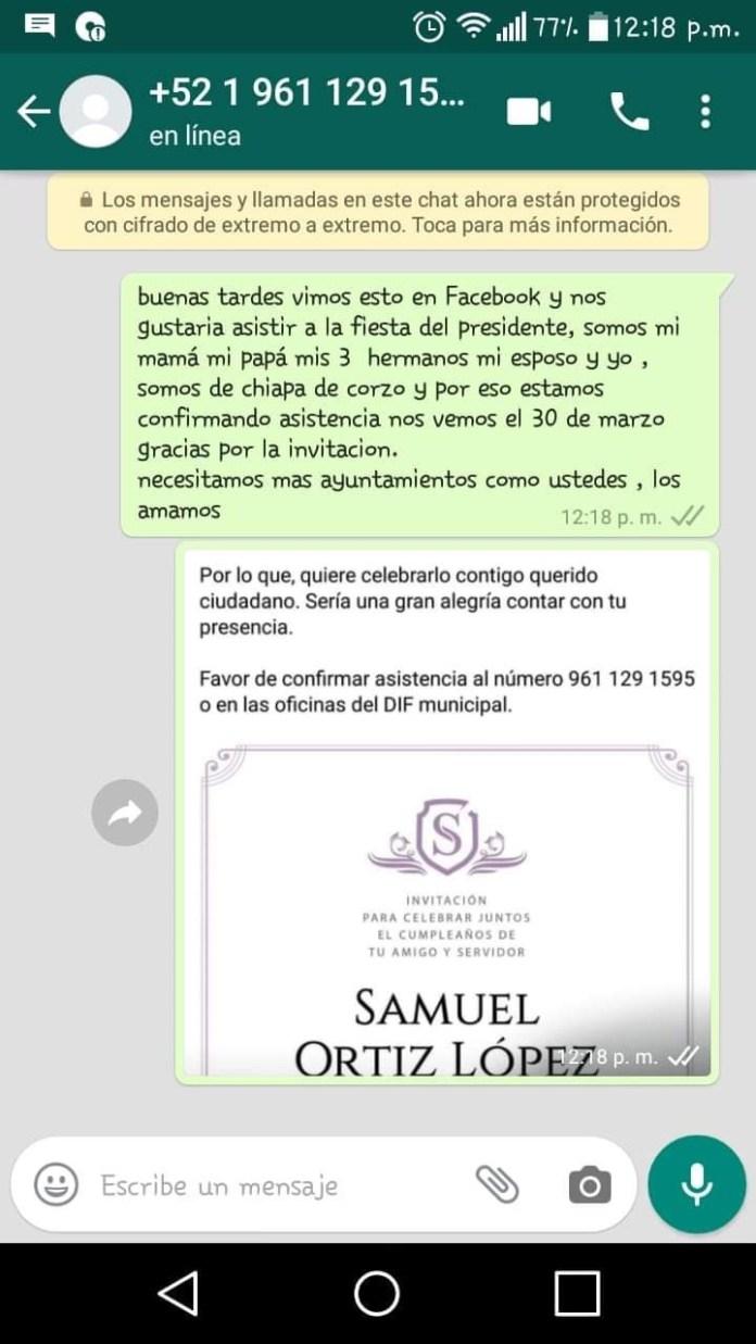 Se confirma uso del DIF para organizar cumpleaños del alcalde de Soyaló 45f83512 8227 4513 9cb6 acc0b04bd70a