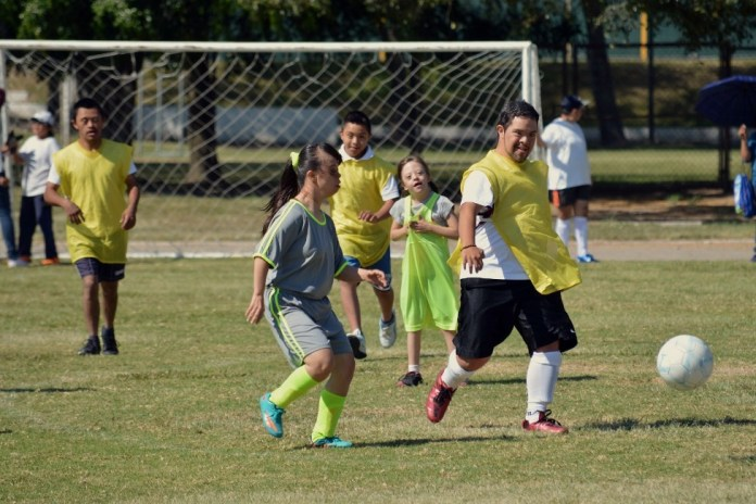 Nace en Chiapas una escuela de fútbol soccer inclusiva b575434f 90df 4383 a0a5 0461980ba027