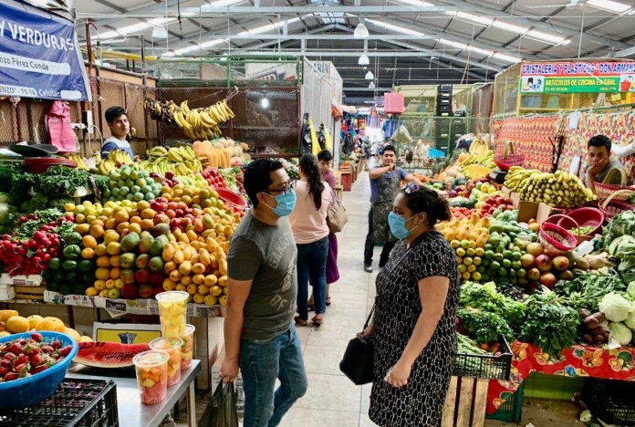 Por la contingencia, locatarios del Mercado 5 de Mayo reportan bajas ventas f4566d68 b69f 4360 87cd cffaa8c985c4