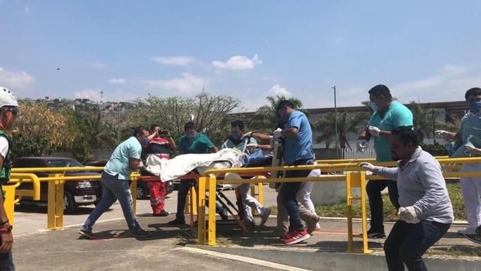 Seis graves con heridas en 90% en anatomía, resultado de explosión en Coita img 1469