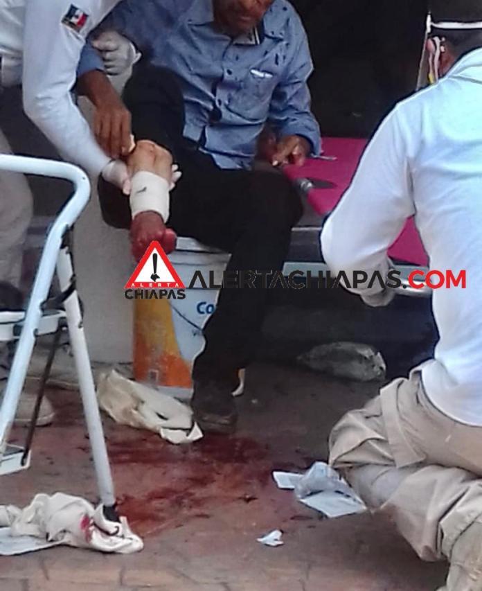 Asalto en Plaza Crystal de Tuxtla, se llevan 200 mil pesos WhatsApp Image 2020 05 06 at 1.46.23 PM