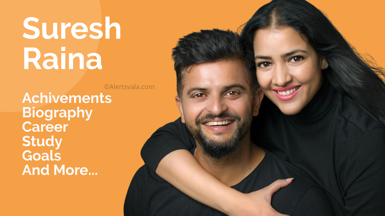 Suresh Raina Family, Age, Height, Wife and biography