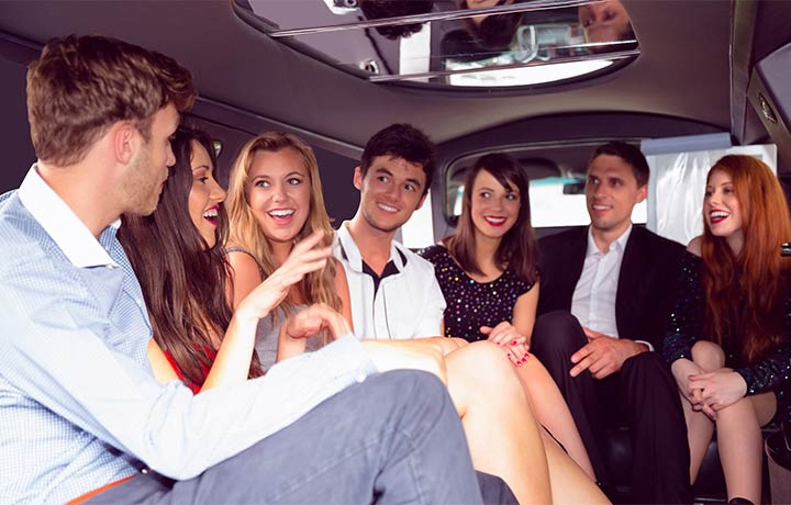The perfect holiday gift - Limo or Party Bus