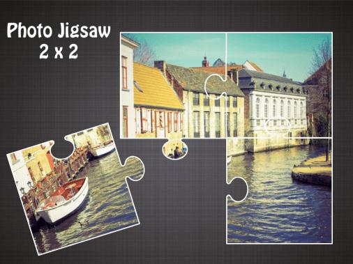 Photo jigsaw 3