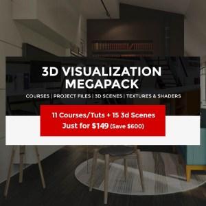 megapack-3d-visualization-vray-3dsmax-3dtutorial