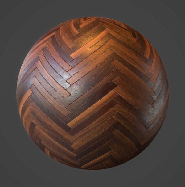 piso madera 1 vray