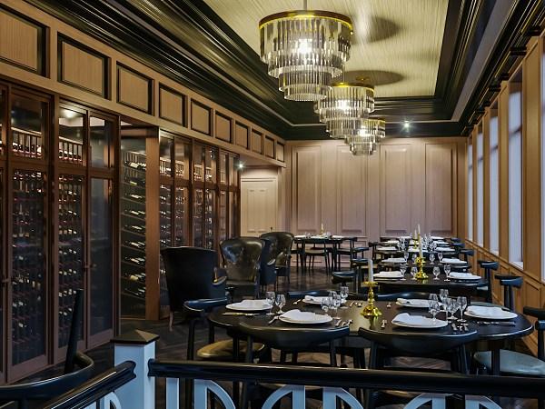 Wooden Resturant 3d hospitality 3d scene download corona renderer