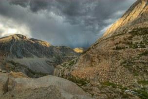 Tioga Pass, Tuolumne Meadows - California, USA